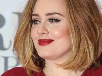 Adele - BRIT Awards 2016 - Arrivals