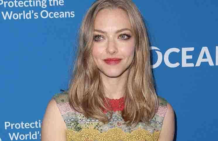 Amanda Seyfried - A Concert for Our Oceans 2015 to Benefit Oceana