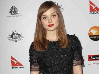 Bella Heathcote - 2013 G'Day USA Black Tie Gala