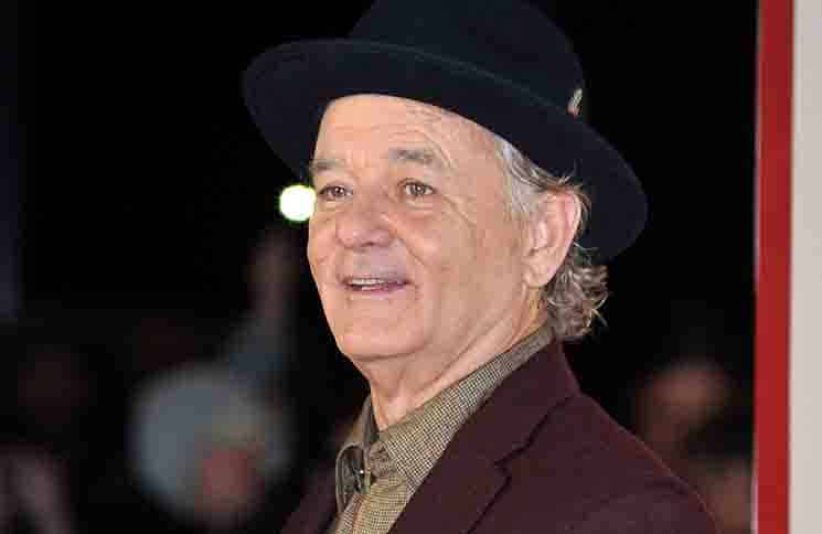 "Bill Murray - ""The Monuments Men"" UK Premiere"