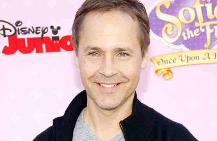 "Chad Lowe - ""Sofia the First: Once Upon a Princess"" Los Angeles Premiere - Arrivals"