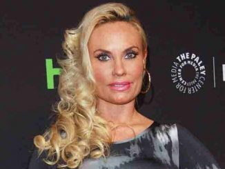 "Coco Austin - 33rd Annual PaleyFest LA - ""An Evening with Dick Wolf"" - Arrivals"