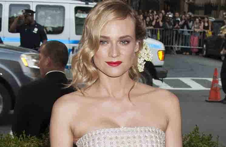 """Diane Kruger - """"China: Through The Looking Glass"""" Costume Institute Benefit Gala"""