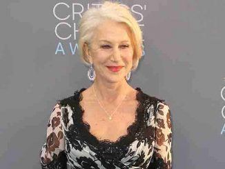 Helen Mirren - The 21st Annual Critics' Choice Awards