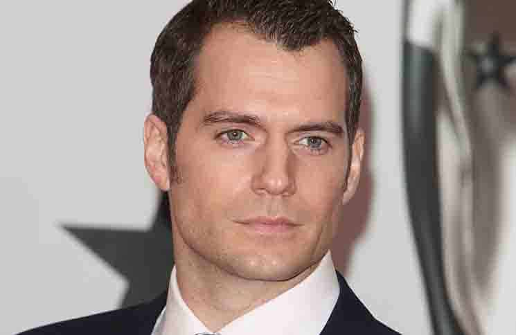 Henry Cavill - BRIT Awards 2016