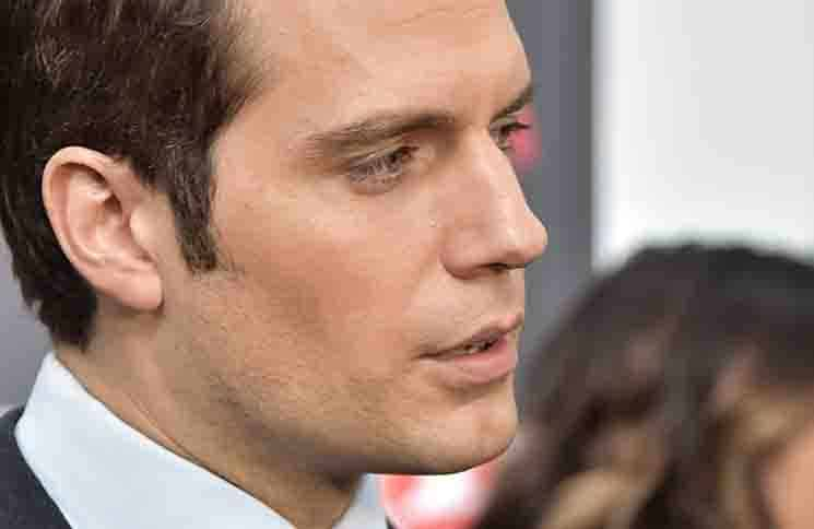 "Henry Cavill - ""Batman v Superman: Dawn Of Justice"" New York Premiere"