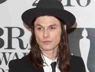 James Bay - BRIT Awards 2016