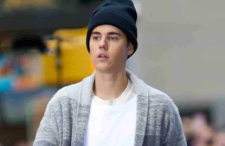 """Justin Bieber in Concert on NBC's """"The Today Show"""" at Rockefeller Plaza in New York City - November 18, 2015"""