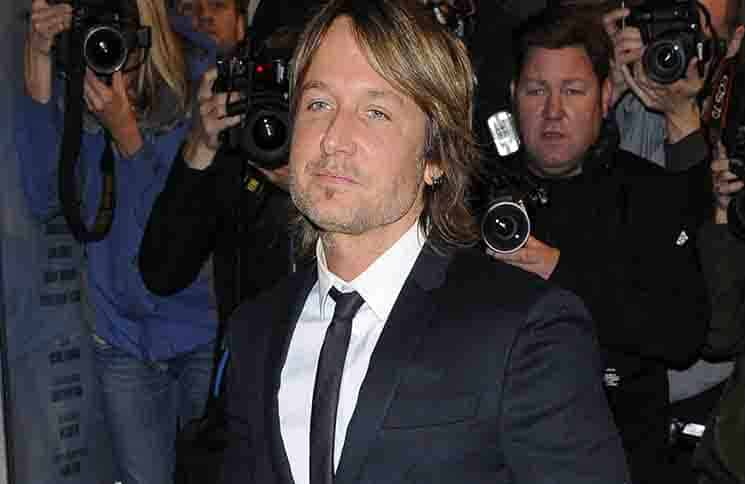 "Keith Urban - ""Photograph 51"" Noel Coward Theatre Press Night"