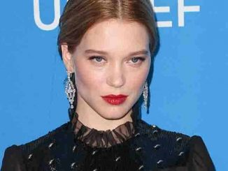 Lea Seydoux - 6th Biennial UNICEF Ball