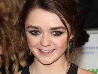 Maisie Williams - National Television Awards 2016 - Arrivals