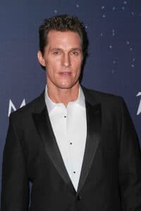 Matthew McConaughey - 3rd Annual Unite4:Humanity - Arrivals