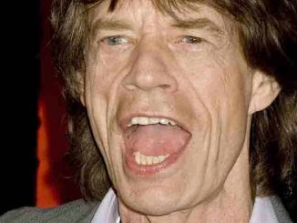 "Mick Jagger - ""Shine A Light"" New York City Photocall"