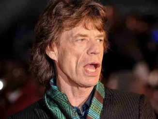 "Mick Jagger - ""Shine a Light"" London Premiere"