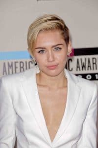 Miley Cyrus - 41st Annual American Music Awards