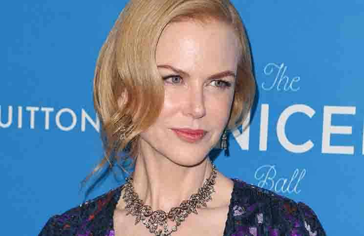 Nicole Kidman - 6th Biennial UNICEF Ball