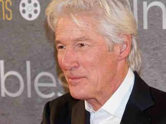 "Richard Gere - ""Invisibles"" (""Time Out of Mind"") Madrid Premiere - Arrivals"
