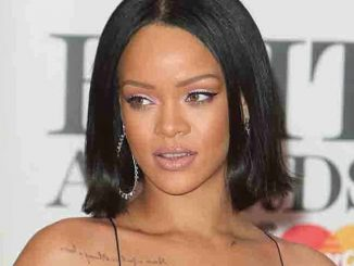 Rihanna - BRIT Awards 2016 - Arrivals