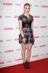 Sophie Turner - Glamour Women Of The Year Awards