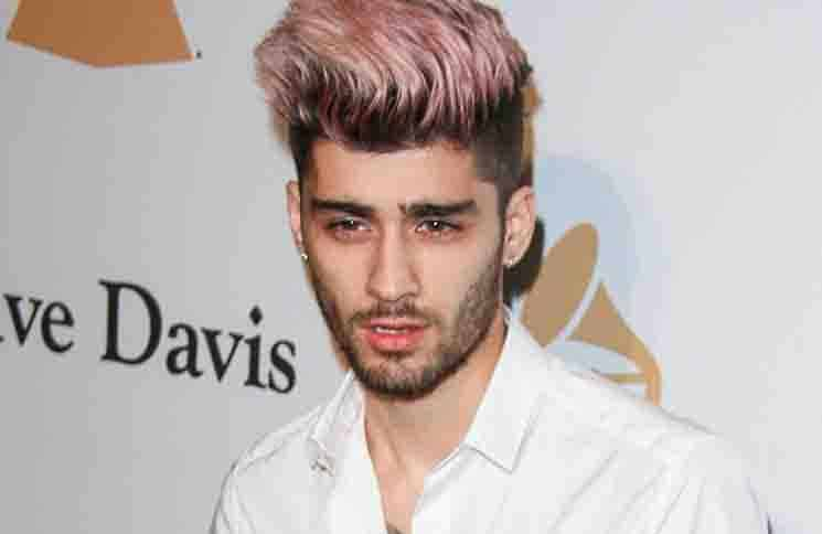 Zayn Malik - 2016 Clive Davis Pre-Grammy Gala and Salute to Industry Icons
