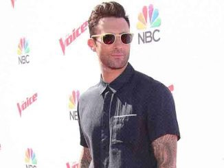 "Adam Levine - ""The Voice"" Karaoke for Charity - Arrivals"