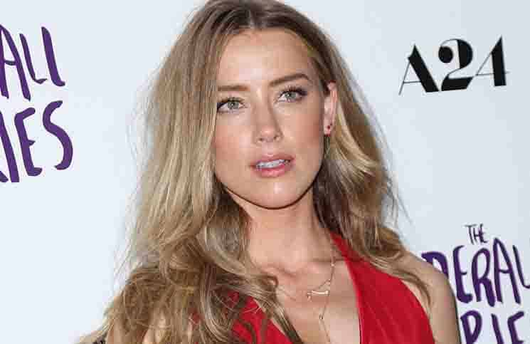 """Amber Heard - A24/DirecTV's """"The Adderall Diaires"""" Los Angeles Premiere"""