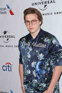 Brooklyn Beckham - Universal Music Group's 2016 Grammy Afterparty