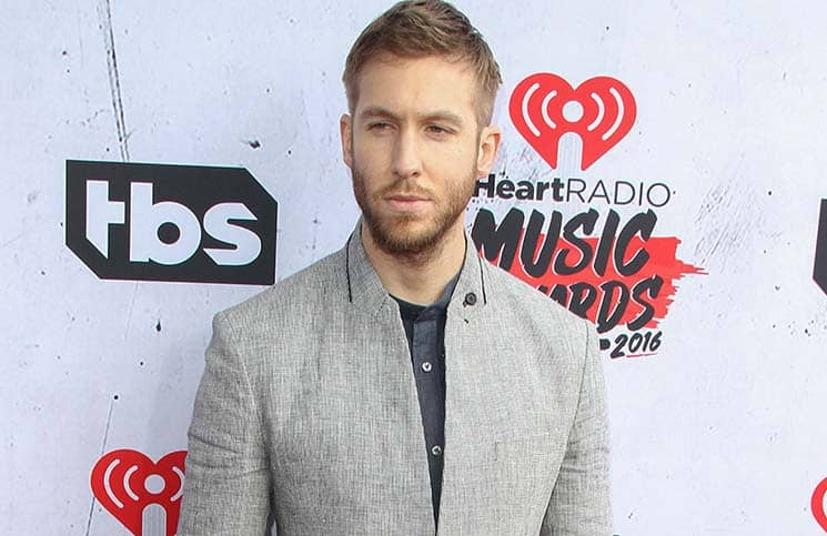 Calvin Harris - 2016 iHeartRadio Music Awards