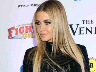 Carmen Electra - 8th Annual Fighters Only World Mixed Martial Arts Awards