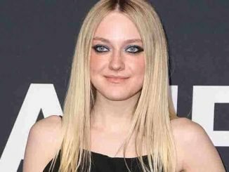 Dakota Fanning - Saint Laurent at the Palladium