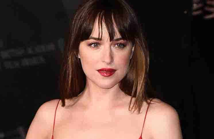 Dakota Johnson - EE British Academy Film Awards 2016
