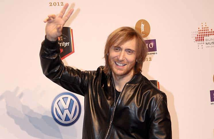 David Guetta - Echo Awards 2012