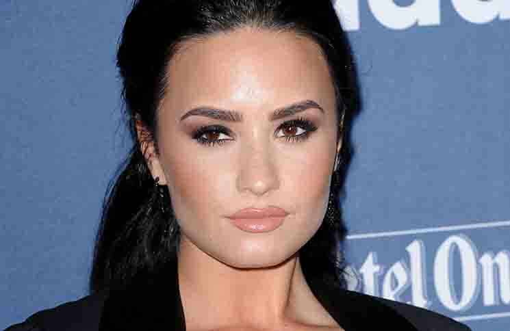 Demi Lovato - 27th Annual GLAAD Media Awards - Arrivals