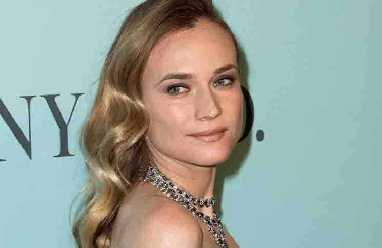 Diane Kruger - Tiffany & Co. Blue Book Gala in New York City