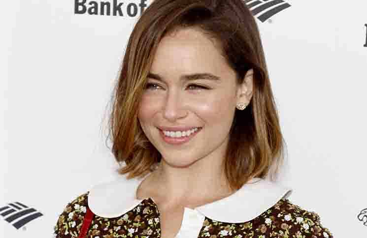 Emilia Clarke - 2016 Film Independent Spirit Awards