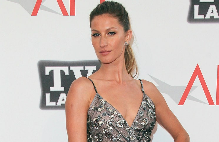 Gisele Bündchen - 39th Annual AFI Life Achievement Award Honoring Morgan Freeman - Arrivals
