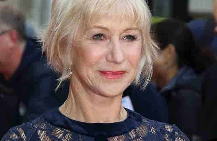 "Helen Mirren - ""Eye in the Sky"" UK Premiere"