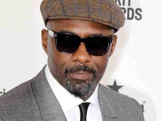 Idris Elba - 2016 Film Independent Spirit Awards