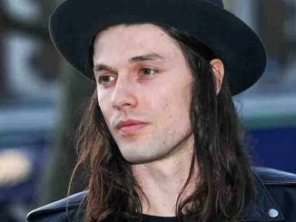"James Bay - ""The Rolling Stones: Exhibitionism"" Opening Night Gala Private View - Arrivals"