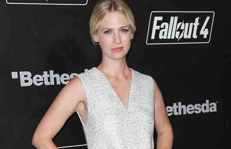 "January Jones - ""Fallout 4"" Video Game Launch Party"