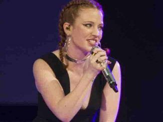 "Jess Glynne - ""La Noche de Cadena 100"" at the Barclaycard Center in Madrid"