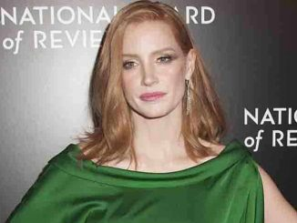 Jessica Chastain - 2015 National Board of Review Gala