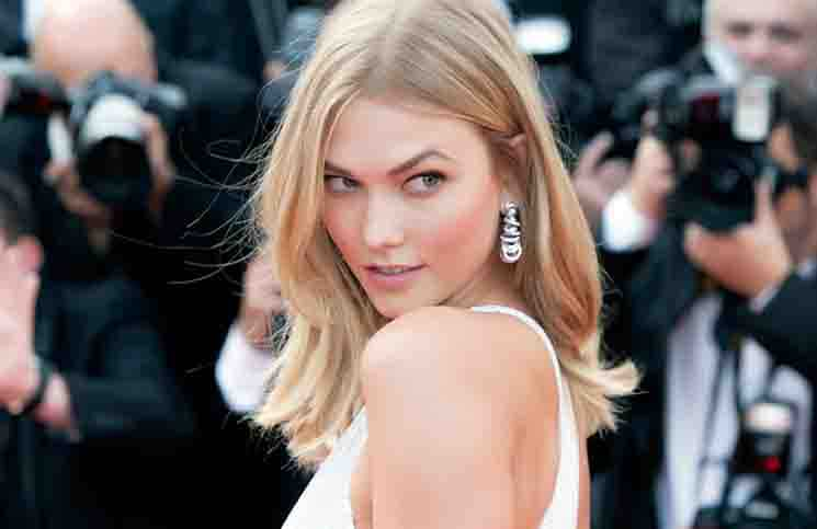Karlie Kloss - 68th Annual Cannes Film Festival