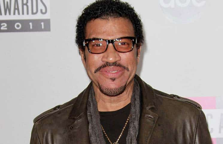 Lionel Richie - 2011 American Music Awards