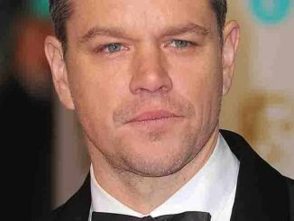Matt Damon - EE British Academy Film Awards 2016