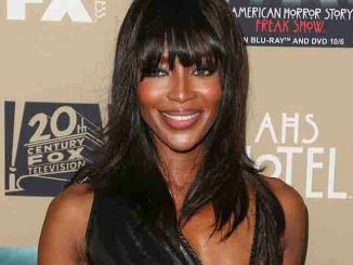 "Naomi Campbell - FX's ""American Horror Story: Hotel"" - Arrivals"