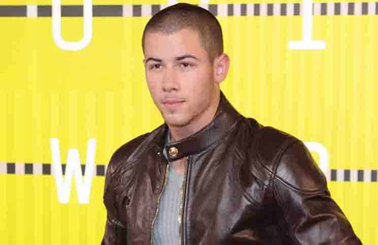 Nick Jonas - 2015 MTV Video Music Awards