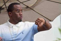 P. Diddy - Sean Combs Hosts 2015 Memorial Day Festivities at Foxtail Pool in Las Vegas on May 24, 2015