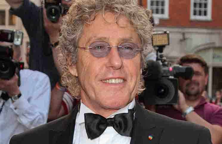 Roger Daltrey - GQ Men of the Year Awards 2013 - Arrivals