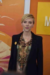 "Scarlett Johansson - ""He Named Me Malala"" New York City Premiere"